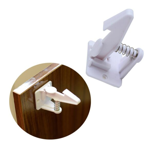 TUSUNNY 10/20Pcs Children Protection Baby Security Lock for Kids Drawer Door Safety Child Invisible Kids Safety Cabinet Lock