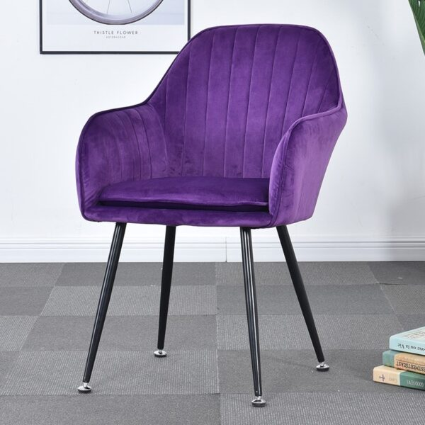Nordic Ins Net Red Makeup Chair Simple Desk Chair Dressing Chair Dining Chair Home Stool Restaurant Chair