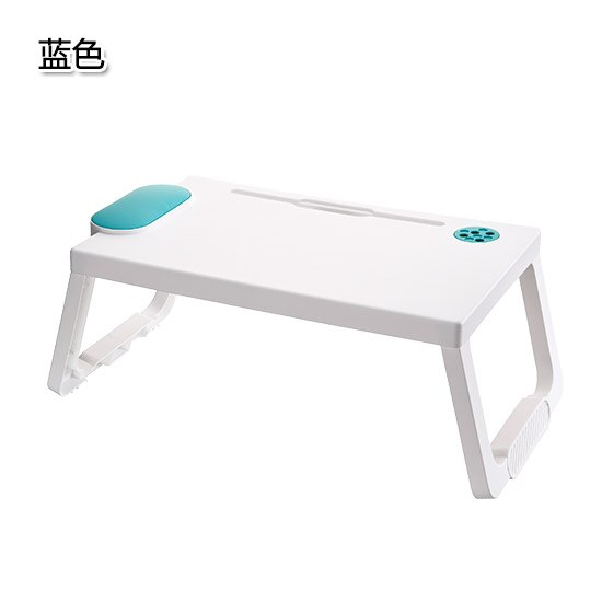 Bed desk student dormitory laptop table home bedroom multifunctional lazy writing folding small table