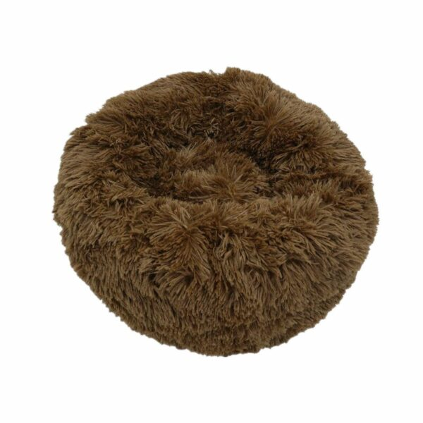 Super Soft Dog Bed Plush Cat Mat Dog Beds For Labradors Large Dogs Bed House Outdoor Round Cushion Pet Sleeping Accessories
