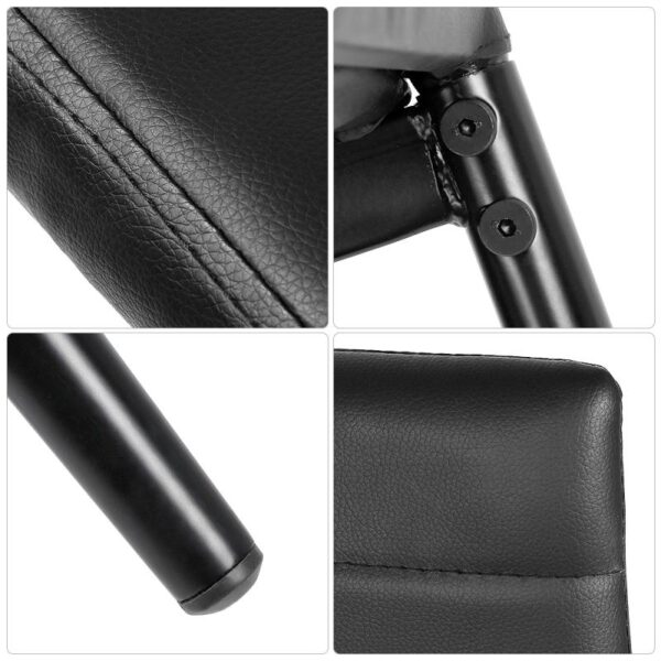 2/4/6pcs Chairs Fashion Modern Dining Chair PU Leather Soft Pad Cushion 4 Colors Home Dining Room Furniture for Dinner Table HWC