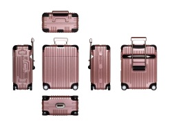 2020 Hot selling Novelty Suitcase travel cover Case for Airpods Trunk Silicone + PC Cute Fashion Trolley Bag Case
