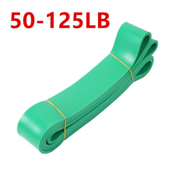 Resistance Bands Exercise Elastic Natural late Workout Ruber Loop Strength Pilates Fitness Equipment Training Expander Unisex