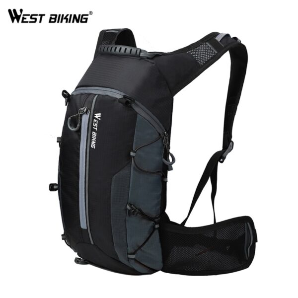 WEST BIKING Waterproof Bicycle Bag Outdoor Sport Cycling Backpack Breathable Bike Climbing Travel Hiking Cycling Backpack