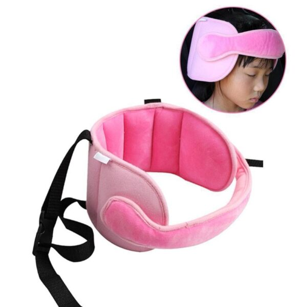 Baby Kids Car Headrest Neck Pillow Support Head Fixed Sleeping Pillows Neck Protection Safety Playpen Headrest Baby Positioner