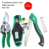 LAOA Camping Foldable Saw Portable Secateurs Gardening Pruner 10 Inch Tree Trimmers Camping Tool for Woodworking Saw Trees