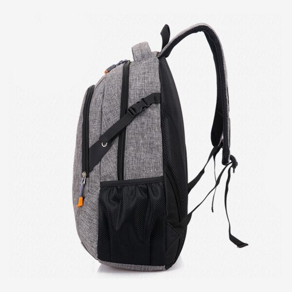 2020 New Fashion Men's Backpack Bag Male Polyester Laptop Backpack Computer Bags high school student college students bag male