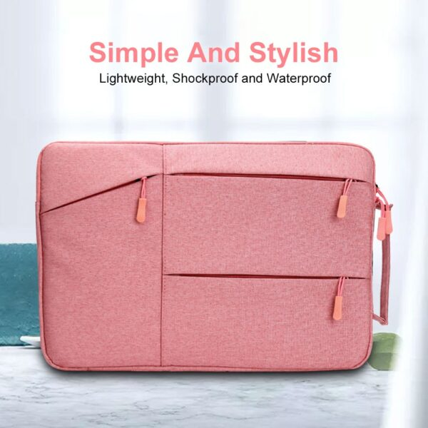 Laptop Bag Sleeve Case For Apple Macbook Air Pro Retina 13 14 15 Cover For Xiaomi HP DELL Mac book 16 inch Notebook Accessories