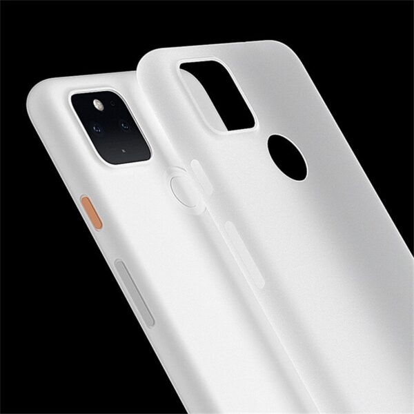 Ultralight case cover For Google Pixel 5 4A 5G Pixel 4 XL Case Ultra-thin Protector Soft PP Phone Back Cover for Pixel5 Coque