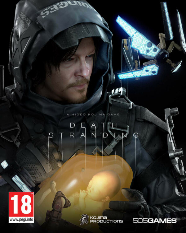 DEATH STRANDING 2020 PC /Access To Steam Account/GLOBAL/High Quality/Warranty