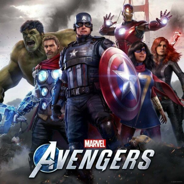 Marvel's Avengers Deluxe Edition/PC /Access To Steam Account/High Quality/GLOBAL